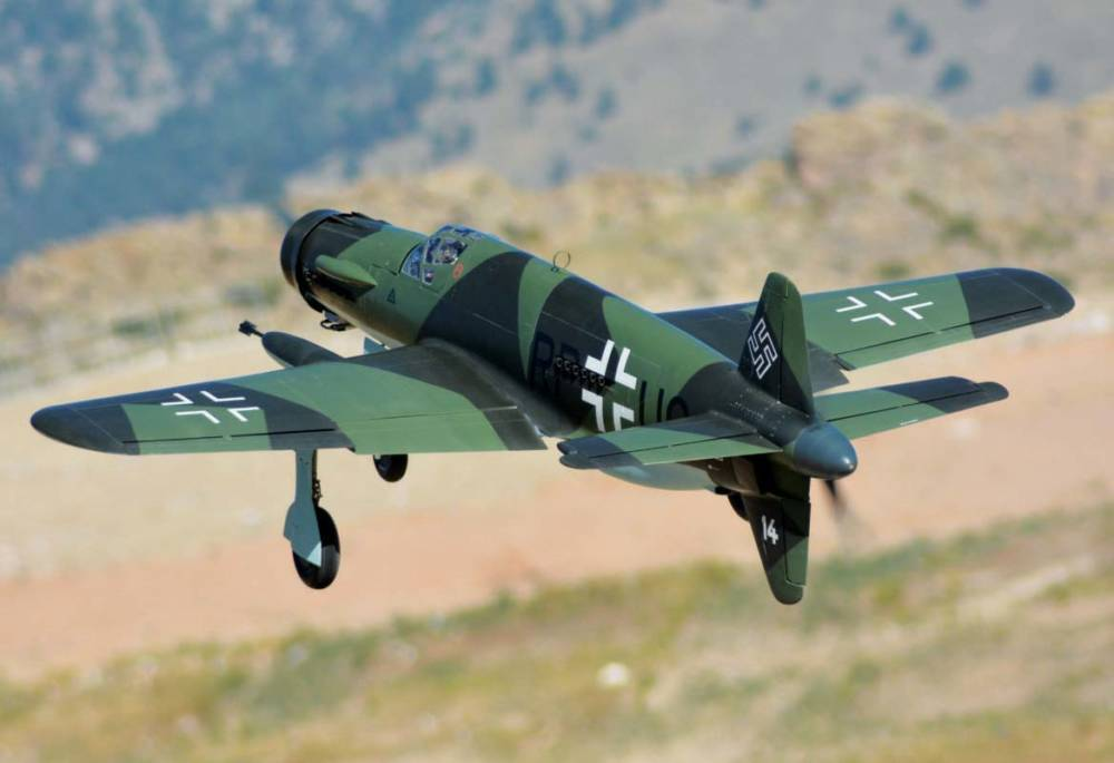 Warbirds over the Rockies - Fly RC Magazine