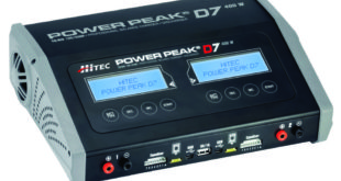 Hitec Power Peak D7 ACDC Charging Station Main