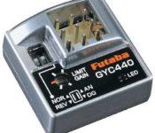 Futaba GY440 Series Gyros & SBS-01C Current Sensor