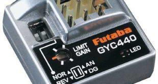 GYA441 Air Dual Servo Gyro