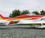 VIDEO: Avios Zazzy Sport Airplane