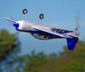 E-flite Sukhoi 29mm Flight Review and Video