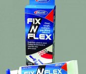 Video: Deluxe Materials Fix N' Flex: The Flexible Wonder Glue For Foamies