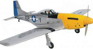 Phoenix Model 1/7 P-51 Mustang .46-.55/EP ARF