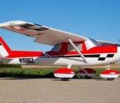 NEW RELEASE: E-flite Carbon Z Cessna 150 BNF And PNP