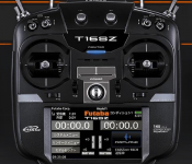 Futaba announces the T16SZ radio