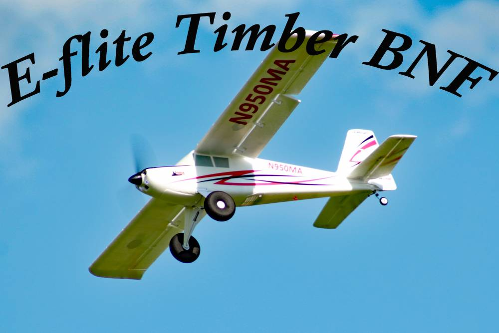 E-flite Timber BNF: An STOL Flyer's Dream - Fly RC Magazine