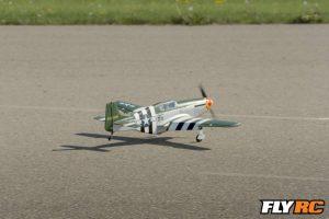Tower Hobbies Berlin Express P-51B RxR : Not just another Mustang