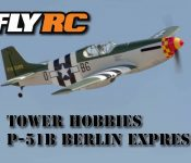Tower Hobbies Berlin Express P-51B RxR : Not just another Mustang