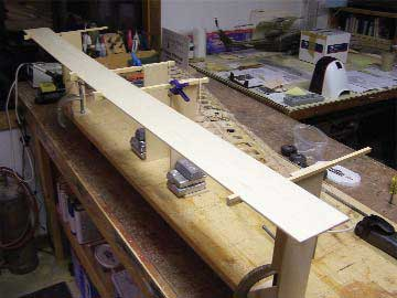 Build A Wing Washout Jig