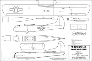 Download the Waco Glider Plans - Fly RC Magazine