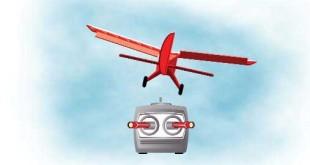 Flying the Crosswing Landing