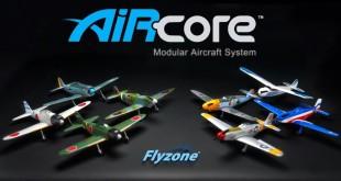Flyzone AirCore Modular Aircraft System
