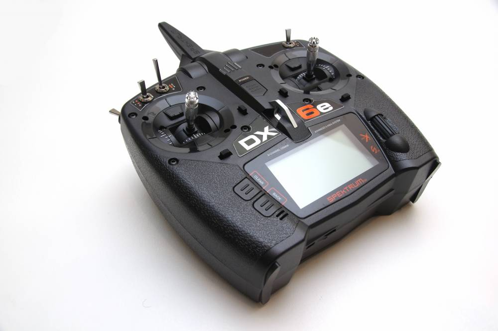 "Spektrum DX6E Transmitter: ""SERIOUS BANG FOR YOUR BUCK"" - Fly RC"
